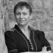 Anne Enright, author and winner of the Man Booker Prize<br />
